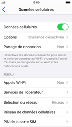 Apple iPhone SE - iOS 13 - Internet - Configuration manuelle - Étape 8