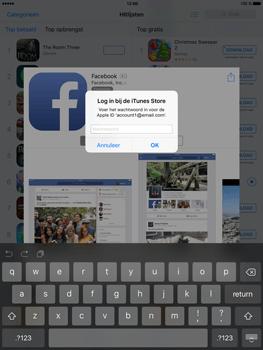 Apple iPad Mini 4 - Applicaties - Account aanmaken - Stap 22