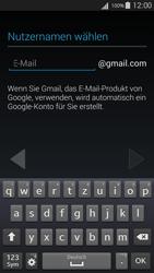 Samsung Galaxy S III Neo - Apps - Konto anlegen und einrichten - 7 / 22
