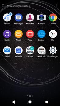Sony Xperia XA2 Ultra - Anrufe - Anrufe blockieren - 2 / 2