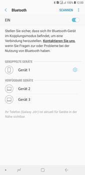 Samsung Galaxy J4+ - Bluetooth - Geräte koppeln - Schritt 12