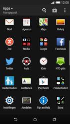 HTC One Mini 2 - Internet - aan- of uitzetten - Stap 3