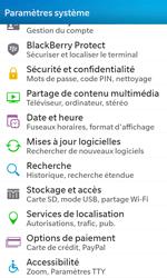 BlackBerry Z10 - Logiciels - Installation de mises à jour - Étape 4