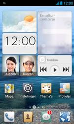 Huawei Ascend Y300 - internet - automatisch instellen - stap 3