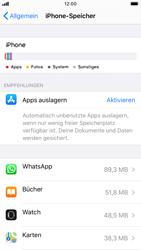 Apple iPhone 7 - iOS 13 - Apps - Eine App deinstallieren - Schritt 5