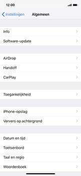 Apple iPhone XS - apps - apps afsluiten - stap 6