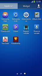 Samsung SM-G3815 Galaxy Express 2 - Rete - Selezione manuale della rete - Fase 3