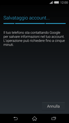 Sony Xperia Z2 - Applicazioni - Configurazione del negozio applicazioni - Fase 19