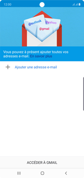 Samsung Galaxy Note10 - E-mail - Configuration manuelle (gmail) - Étape 6