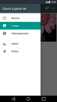 LG H365 G4 Stylus - E-mail - envoi d