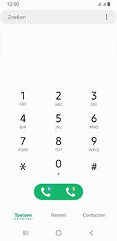 Samsung galaxy-a8-2018-sm-a530f-android-pie - Voicemail - Handmatig instellen - Stap 4