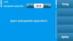 Nokia N97 - bluetooth - headset, carkit verbinding - stap 6