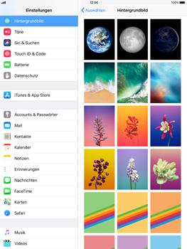 Apple iPad Pro 9.7 inch - iOS 11 - Hintergrund - 8 / 8