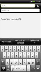 HTC Z710e Sensation - E-mail - e-mail versturen - Stap 4