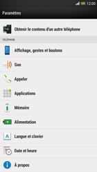 HTC One Max - Logiciels - Installation de mises à jour - Étape 5