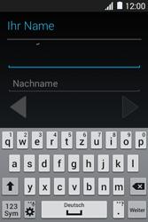 Samsung Galaxy Young 2 - Apps - Konto anlegen und einrichten - 6 / 25