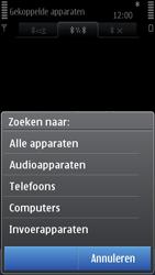 Nokia N8-00 - bluetooth - headset, carkit verbinding - stap 9