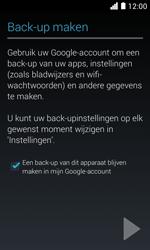 Huawei Ascend Y330 - Applicaties - Account aanmaken - Stap 23