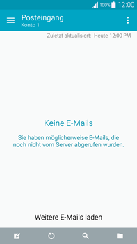 Samsung Galaxy Note 4 - E-Mail - 032b. Email wizard - Yahoo - Schritt 4