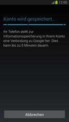 Samsung I9300 Galaxy S3 - Apps - Konto anlegen und einrichten - Schritt 16