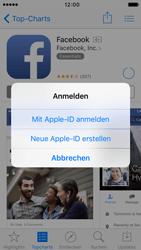 Apple iPhone 5c iOS 9 - Apps - Einrichten des App Stores - Schritt 8