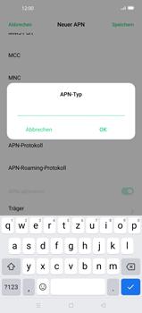 Oppo Find X2 - MMS - Manuelle Konfiguration - Schritt 12