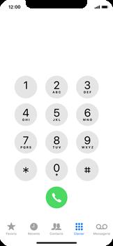 Apple iPhone X - SMS - Configuration manuelle - Étape 5