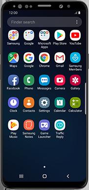 Samsung Galaxy Grand Neo Plus - Internet - Manual configuration - Step 3