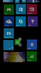 Nokia Lumia 930 - Prise en main - Personnalisation de votre écran d