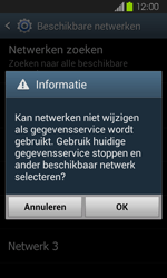 Samsung I8730 Galaxy Express - Buitenland - Bellen, sms en internet - Stap 11