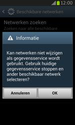 Samsung S7710 Galaxy Xcover 2 - Buitenland - Bellen, sms en internet - Stap 11