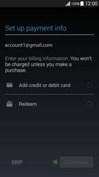 Samsung G530FZ Galaxy Grand Prime - Applications - Create an account - Step 20