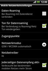 HTC Explorer - Ausland - Auslandskosten vermeiden - 2 / 2