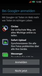 Alcatel One Touch Idol Mini - Apps - einrichten des App Stores - Schritt 16