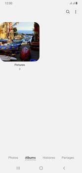 Samsung Galaxy A10 - Photos, vidéos, musique - Envoyer une photo via Bluetooth - Étape 6