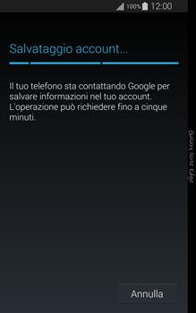 Samsung Galaxy Note Edge - Applicazioni - Configurazione del negozio applicazioni - Fase 15