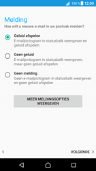 Sony Xperia Z5 Compact (E5823) - Android Nougat - E-mail - Account instellen (IMAP met SMTP-verificatie) - Stap 21
