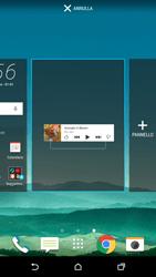HTC One M9 - Operazioni iniziali - Installazione di widget e applicazioni nella schermata iniziale - Fase 6