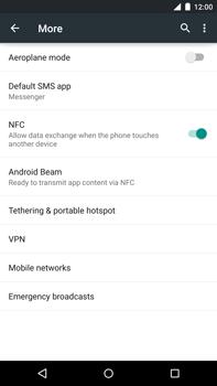 Motorola Nexus 6 - Internet - Manual configuration - Step 7
