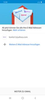 Samsung Galaxy S20 5G - E-Mail - 032b. Email wizard - Yahoo - Schritt 14