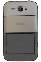 HTC ChaCha - SIM-Karte - Einlegen - 5 / 7