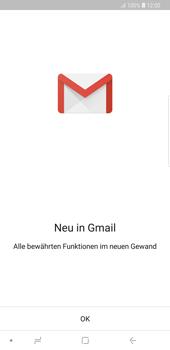 Samsung Galaxy Note9 - E-Mail - Konto einrichten (gmail) - Schritt 5
