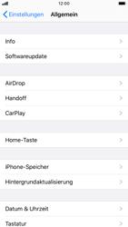 Apple iPhone 7 - iOS 13 - Apps - Eine App deinstallieren - Schritt 4