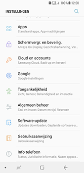 Samsung Galaxy A8 (2018) (SM-A530F) - Software updaten - Update installeren - Stap 4