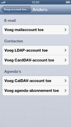Apple iPhone 5 (iOS 6) - e-mail - handmatig instellen - stap 6