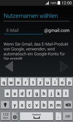 Samsung Galaxy J1 - Apps - Konto anlegen und einrichten - 8 / 19