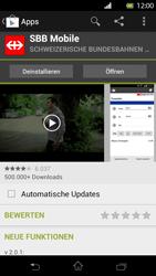 Sony Xperia T - Apps - Installieren von Apps - Schritt 24