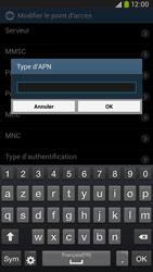 Samsung I9205 Galaxy Mega 6-3 LTE - Internet - Configuration manuelle - Étape 14