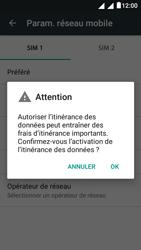 Alcatel Pixi 4 (5) - Internet - désactivation du roaming de données - Étape 9
