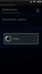 Sony Ericsson MT15i Xperia Neo - Bellen - in het buitenland - Stap 7